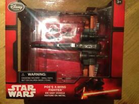 Star Wars Die Cast Model