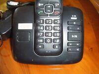 BINATONE Cordless Phone, Twin pack,