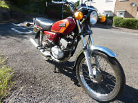 yamaha rxs100 ( 1988 ) in superb condition! with 1 years mot!