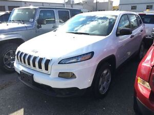 2016 Jeep Cherokee Sport 0% FIN UP TO 60 MTH