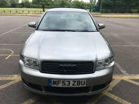 Audi A4 1.8t 190bhp Sport, 6 speed manual, Leather interior, BBS Wheels, hpi clear
