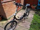 Apollo Contour Folding Bike