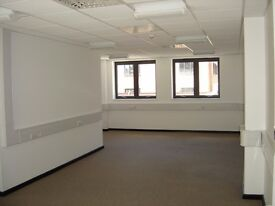 548 sq.ft. office space in the Jewellery Quarter
