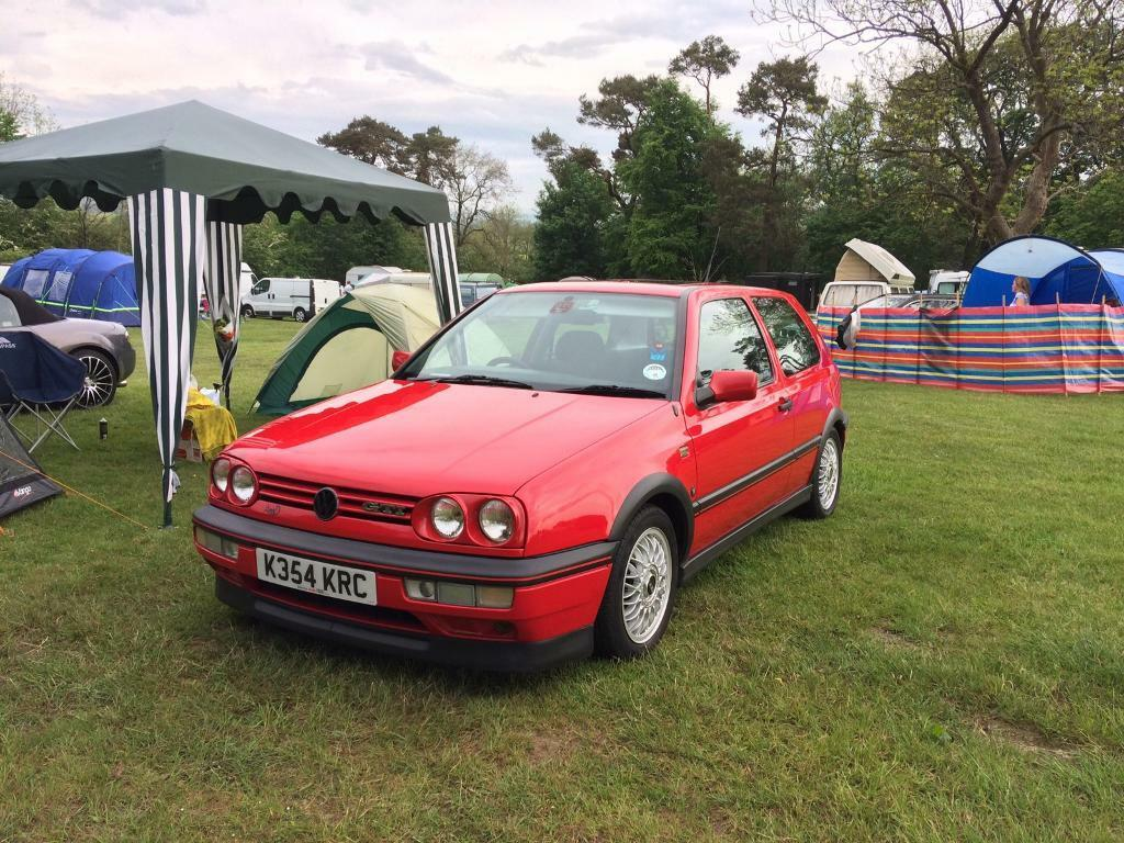 volkswagen vw golf mk3 gti 8v 1992 quick sale in burton. Black Bedroom Furniture Sets. Home Design Ideas