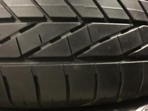 255/45/20 Goodyear excellence ete 6-7/32
