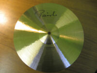 "A pair of Paiste Dimensions 14"" Light; Hi Hat Cymbals"