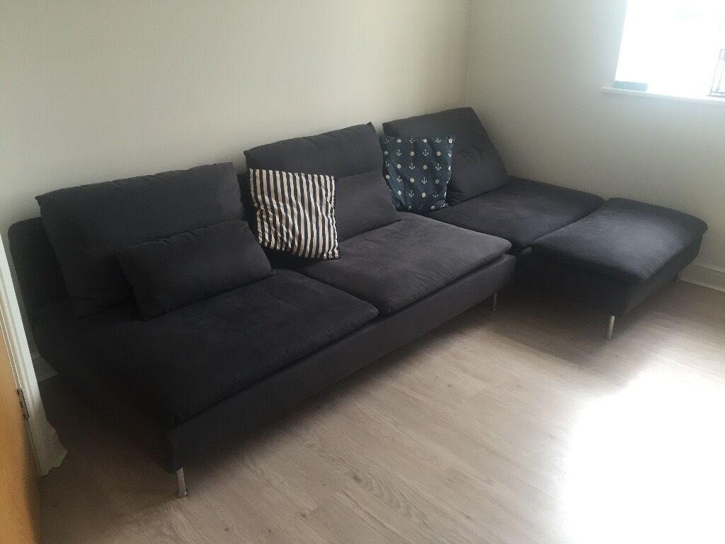 Ikea Soderhamn Corner Sofa In Didsbury Manchester Gumtree