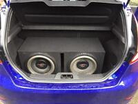TWIN 12 INCH SUBWOOFER
