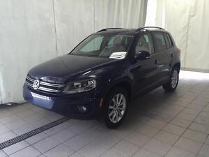 2013 Volkswagen Tiguan + Nav Comfortline