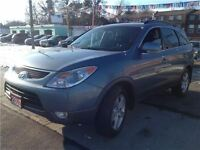 2007 Hyundai Veracruz AWD 7 Pass Leather Roof