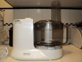 Kenwood Electronic Food Processor & attachments