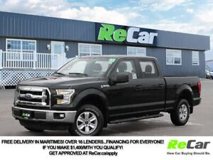 2016 Ford F-150 XLT 4X4 | REDUCED | CREW | 5.0L | BACK UP CAM