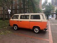 Volkswagen Transporter T25 / T3 Devon Campervan, 1982, 1970 (cc), AirCooled - More Photos Coming