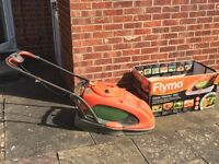 Flymo Glide Master 380 Lawnmower - Working