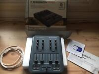 M Audio x session pro usb mixer