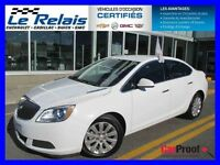 2014 Buick VERANO **CONFORT/LUXE ABORDABLE!!!**