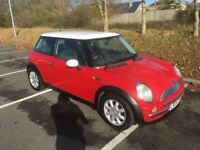 MINI Hatch 1.6 Cooper 3dr Auto
