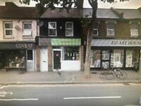 A3 ( TAKEAWAY) COMMERCIAL SHOP TO RENT IN A PRIME LOCATION HOE STREET £346 PWK