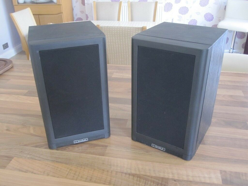 Mission 760 Bookshelf Loudspeakers Pair