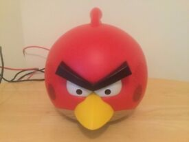 angry birds red bird speaker