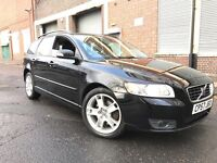 Volvo V50 2008 2.4i SE Geartronic 5 door AUTOMATIC, FULL VOLVO SERVICE HISTORY, LOW MILES
