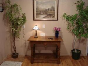 Beautiful Entrance Table