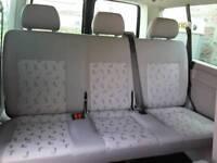 Vw t5 transporter rear seats