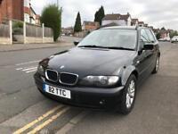 BMW 320D SE ESTATE 2004
