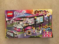 LEGO Friends Pop Star Tour Bus (New unopened set)
