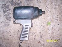 1/2 inch drive Blue point impact wrench