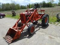 TRACTOR ALLIS CHALMERS 1948 B SERIES
