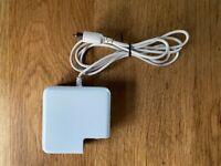Original Apple G4 iBook PowerBook 65w Model A1021 power adapter charger+uk plug