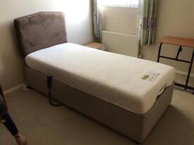 Electric Bed memory foam mattress