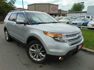 2011 Ford Explorer LIMITED-NAVI-LEATHER-PANORAMIC-4WD