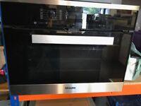 Miele pureline single compact oven