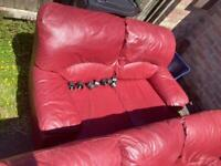 Free sofa X2