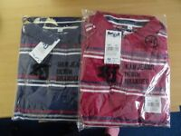 2 KAM 3XL POLO SHIRTS FOR £20 BRAND NEW AND SEALED
