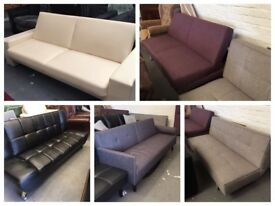 ** NEVER USED BED SETTEES FOR SALE **