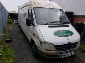 Mercedes sprinter breaking for parts 07516687938