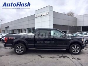 2017 Ford F-150 XLT FX4 Crew-Cab 3.5L Ecoboost *  My-touch *