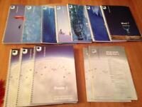 W100 Law books