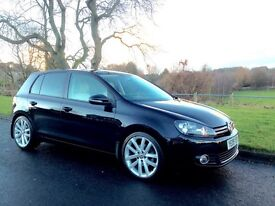 VW GOLF GT TDI 59K FVWSH 1 LADY OWNER DSG AUTO PX