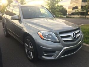 2014 Mercedes-Benz GLK-Class GLK350 4MATIC/ TRAILER HITCH+TOIT P