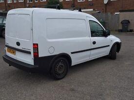 Vauxhall combo 1.7 cdti 59 Reg 1 year MOt recent service/ cambelt