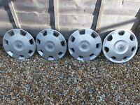 "VAUXHALL CORSA 14"" WHEELTRIMS (USED)"