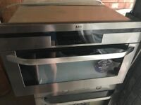 AEG BUILT IN MICROWAVE OVEN BRAND NEW NEVER USED