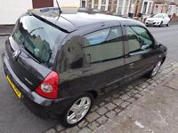 Renault clio campus 07 plate, mot till march!