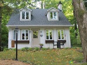 355 000$ - Maison 2 étages à vendre à Ste-Julie