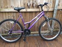 Reflex Ladies mountain bike Cheap comfort