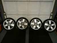 Audi TT Alloy wheels